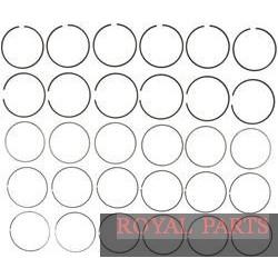 Zestaw pierścieni tłokowych 41696CP
