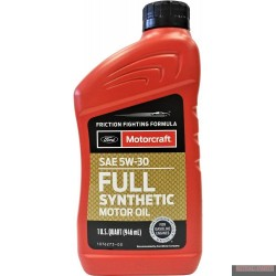 Olej 5W30 MOTORCRAFT FULL SYNTHETIC 0,946L