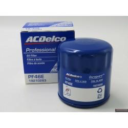 Oryginalny filtr oleju ACDelco PF46E