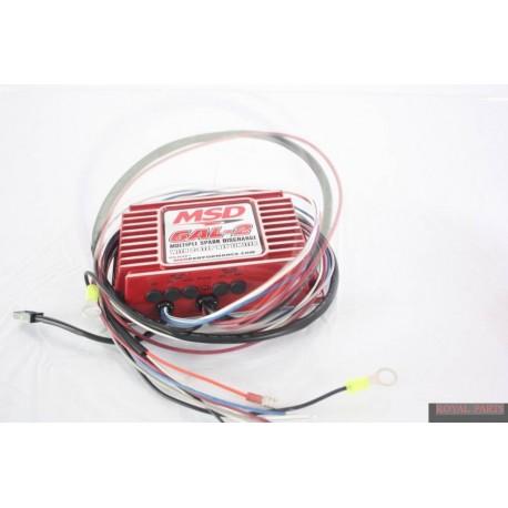 Elektroniczny regulator  zapłonu MSD 6AL-2