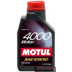 olej do skrzyni biegów Motul 4000Motion 10W30