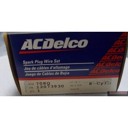 przewody zapłonowe 708Q ACDelco