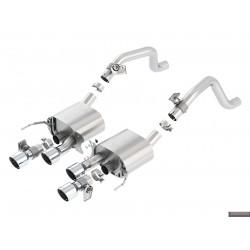 Tylny układ wydechowy Corvette C7 Borla ATAK