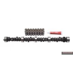 Wałek rozrządu + ragulatory hydrauliczny Edelbrock Chevrolet small block